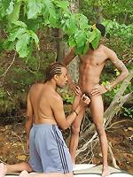 Damari and Mister Buck