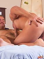Christian Rock and Dominik Rider