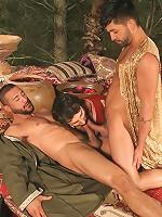 Arab Heat - scene 1