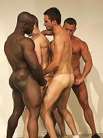 Ludvic, Tyler, Marc & Mason