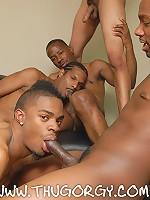 De'Vine, Metro, Thugzilla, Trap Boyy & Young Buck