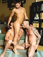 Gunner, Erik Grant & Dominic Pacifico