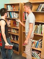 Deep Throat That Bookworm