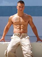 Italian Muscle Fratboy