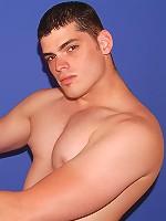 Beefy Latino Muscle Stud