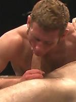 Dean Tucker vs Paul WagnerThe Oil Match