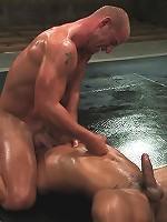 Patrick Rouge vs Trey TurnerThe Oil Match