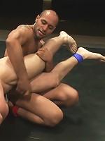 Trent Diesel & DJ vs Cameron Adams & Leo Forte The Tag Team Match